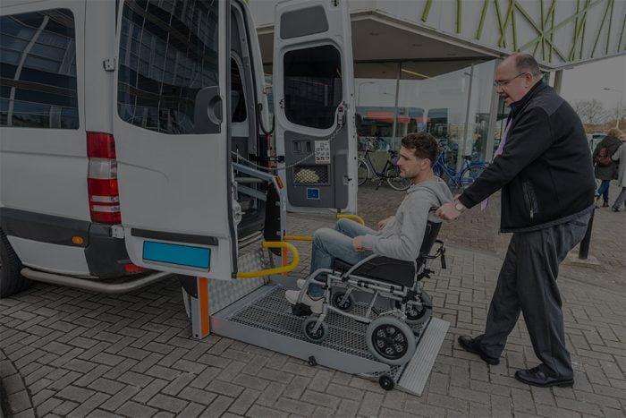 Rolstoeltaxi Utrecht